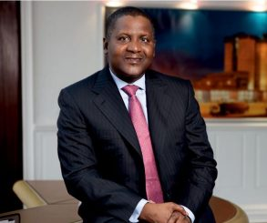 Dangote Still Richest Person In Africa