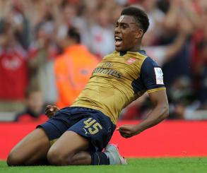 Arsenal Forward, Iwobi Makes Nollywood Debut