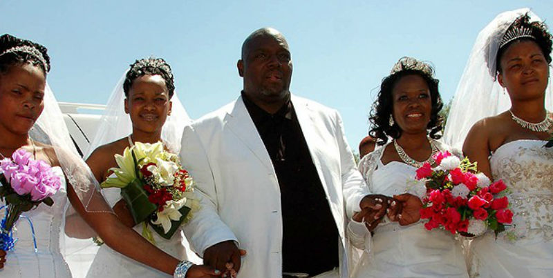 polygamous marriages What are the legal and moral arguments against polygamy  the definition i understood and find is that polygamy is a marriage where a person of one sex is married.