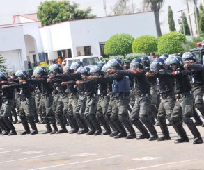 Police Restore Order In Kaduna After Protest On Alleged Kidnapping