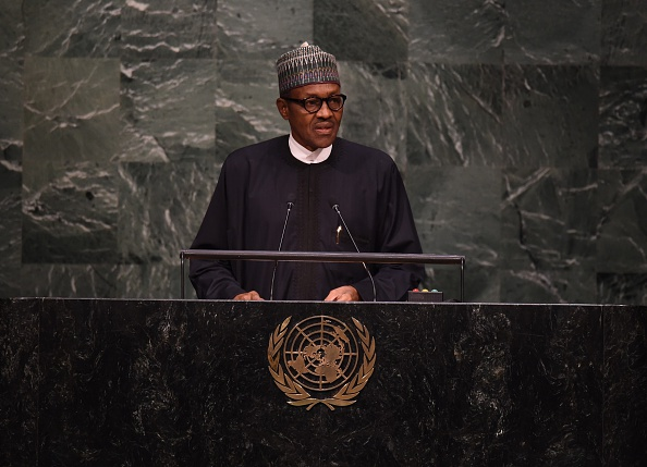 Image result for Buhari Looking good