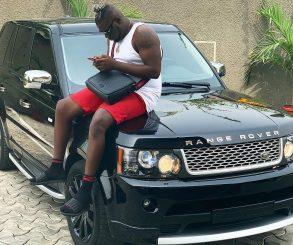 Dbanj Gifts Producer Multi-million Naira  Range Rover SUV