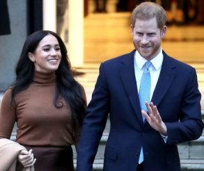 COVID-19: Prince Harry And Meghan Relocate To California