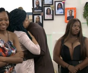 Nengi In Tears As Ozo Is Evicted From BBNaija Lockdown House